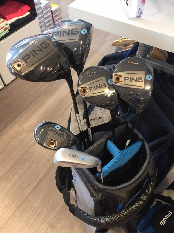 Ping G400 Drivers & Fwoods